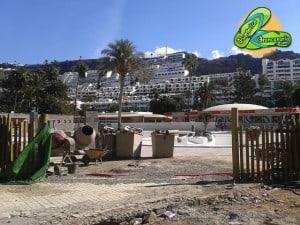 Puerto Rico Gran Canaria Public Pool Refurb