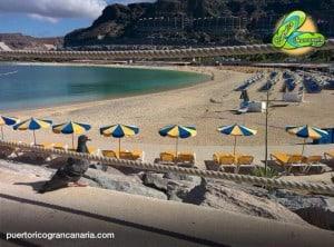 Amadores Beach Puerto Rico Gran Canaria