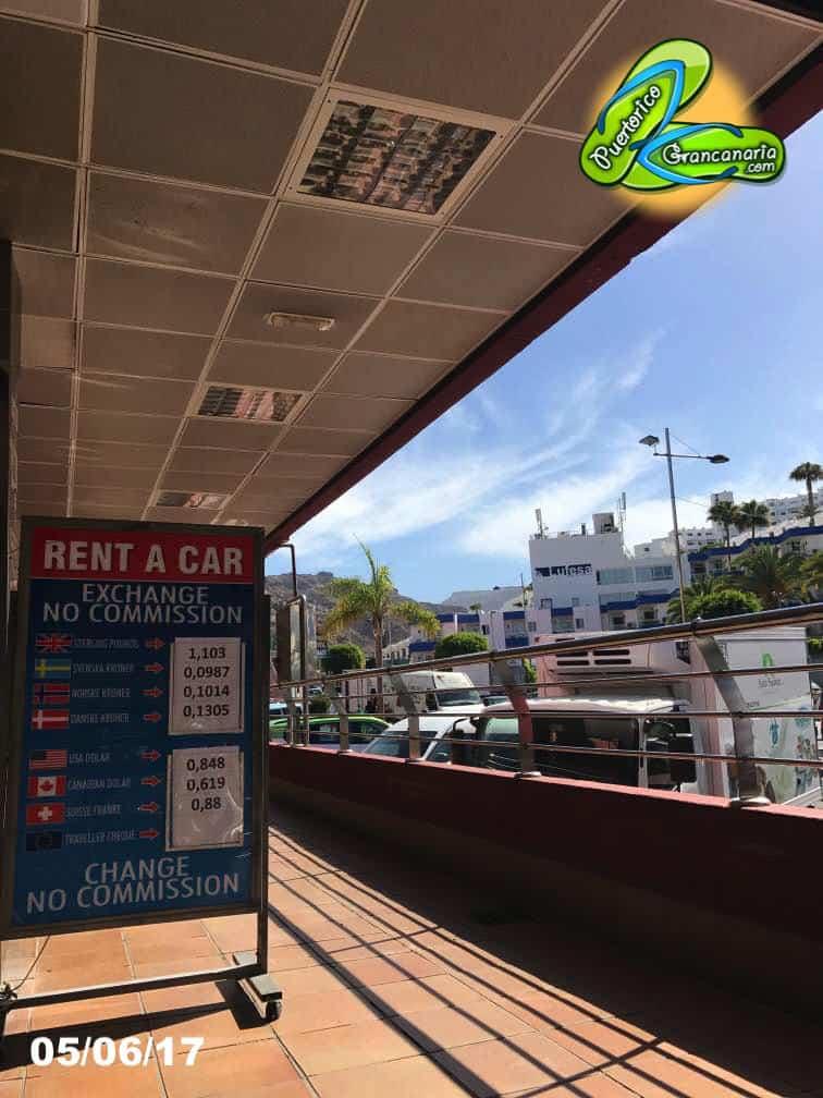 Gran Canaria Exchange Rate June 2017