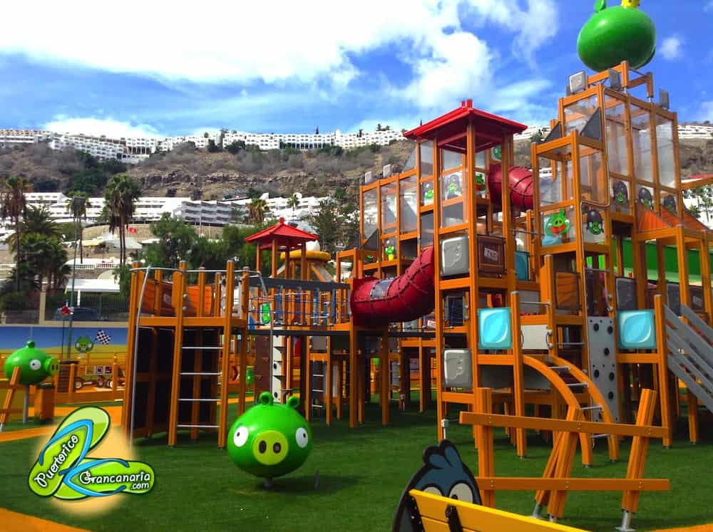 Angry Birds Activity Park Gran Canaria Attractions