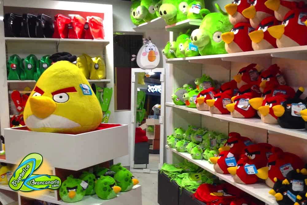Angry Birds Activity Park Giftshop