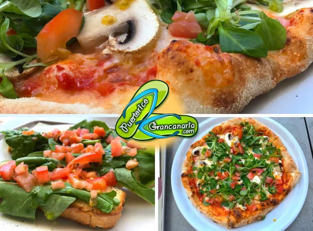 Focaccia Italian Food The Market Puerto Rico Gran Canaria