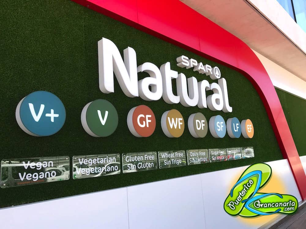 Spar Natural The Market Puerto Rico Gran Canaria