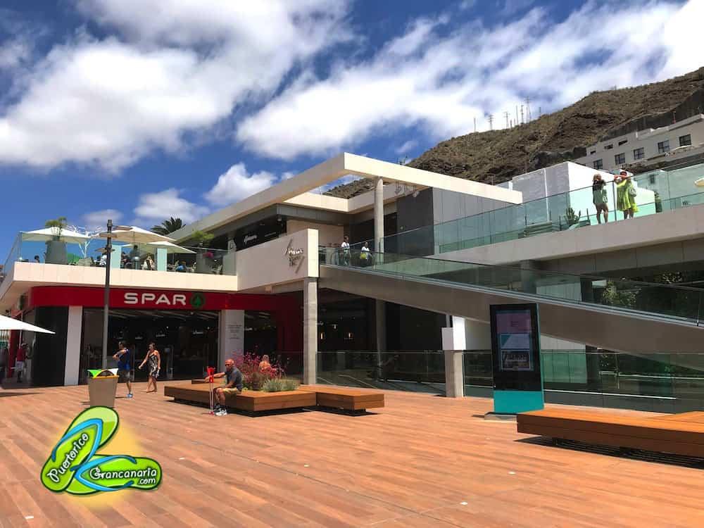 Spar Supermarket Puerto Rico Gran Canaria