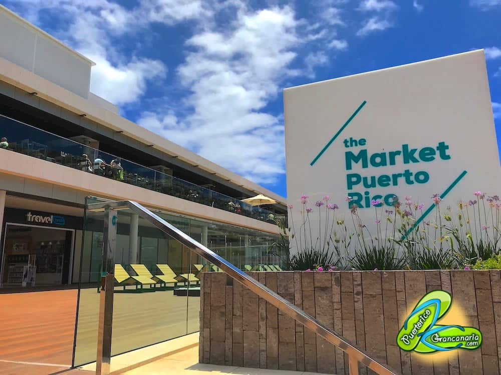 The Market Puerto Rico Shopping Center Gran Canaria