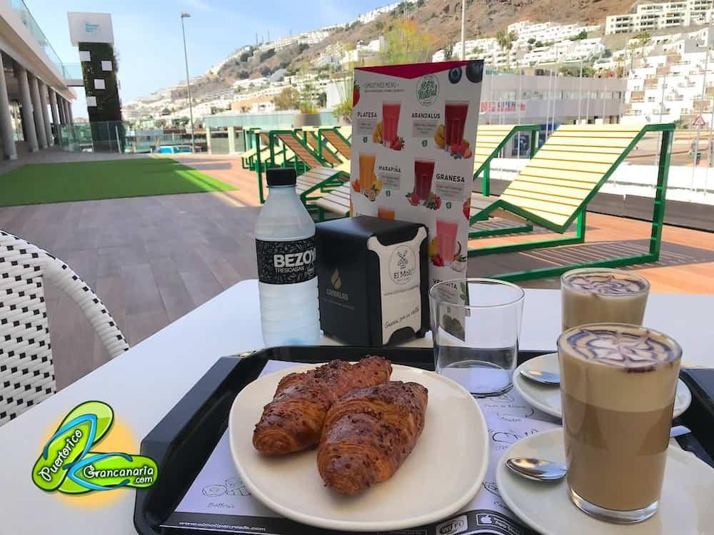 El Moli Pan y Cafe Puerto Rico Gran Canaria