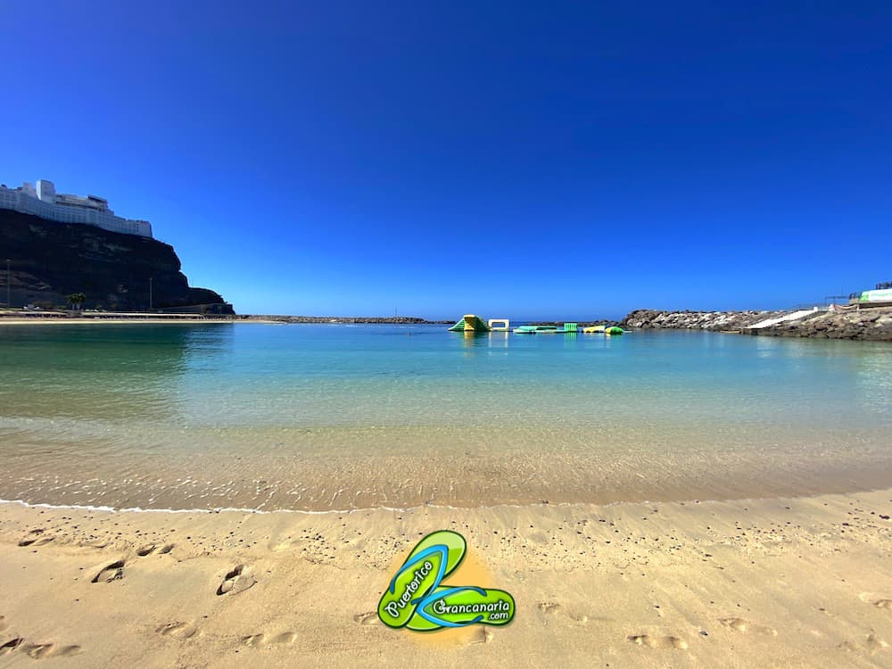 Puerto Rico Gran Canaria Weather Amadores Beach