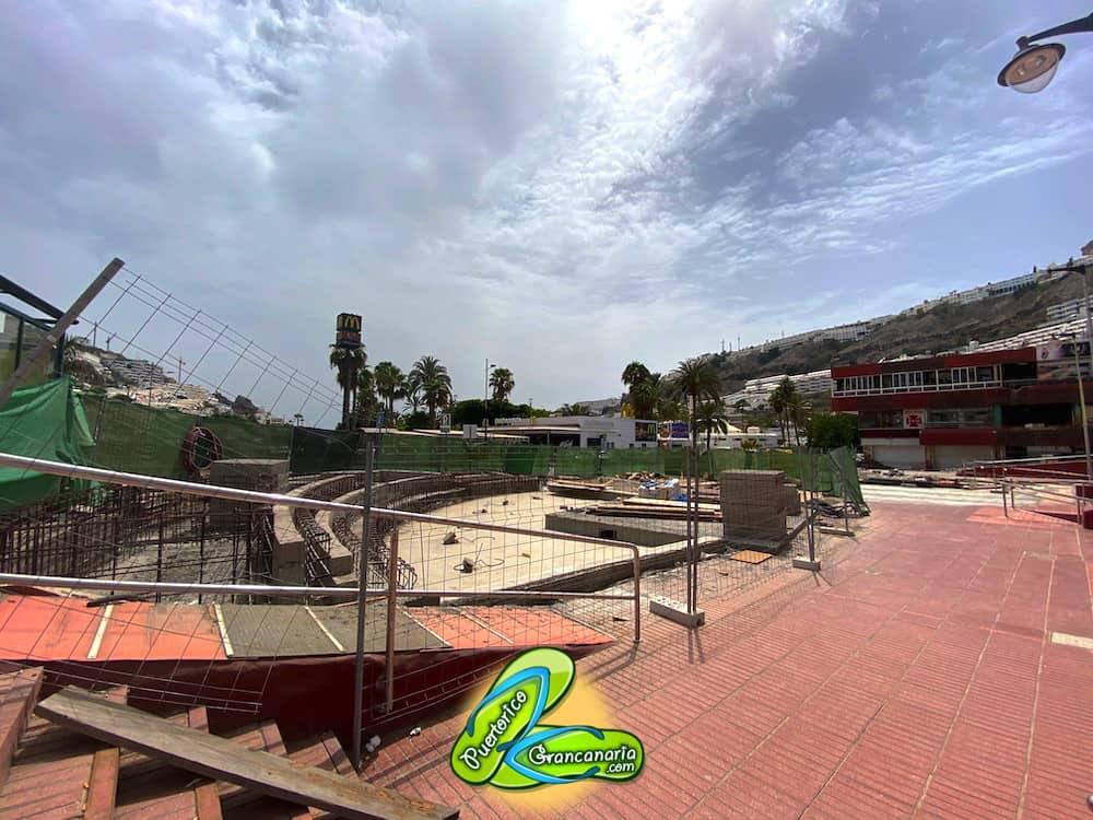 Shopping Center Puerto Rico Refurbishment August 2020